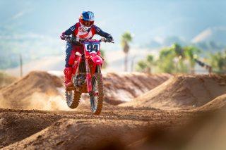 20 Team Honda HRC 88