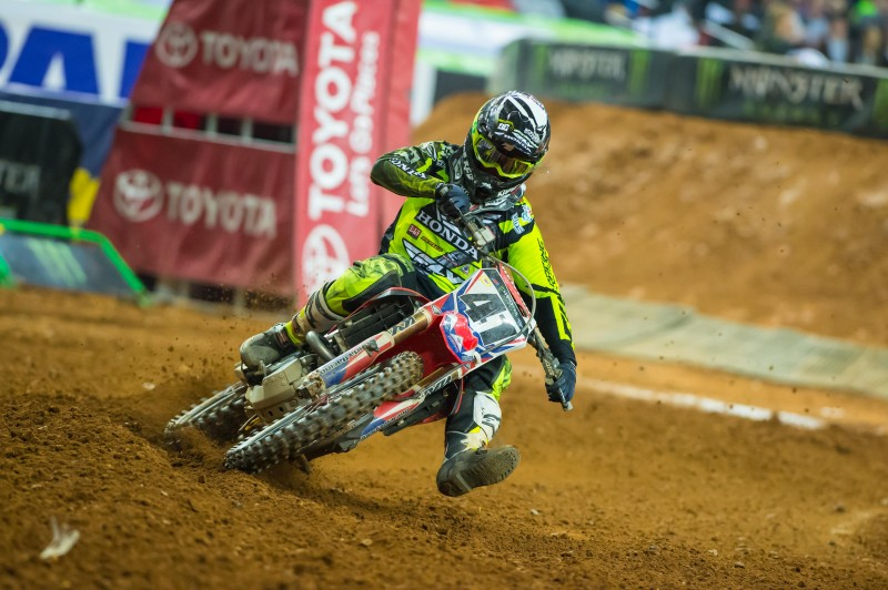 Canard Continues Podium Streak at Atlanta 2