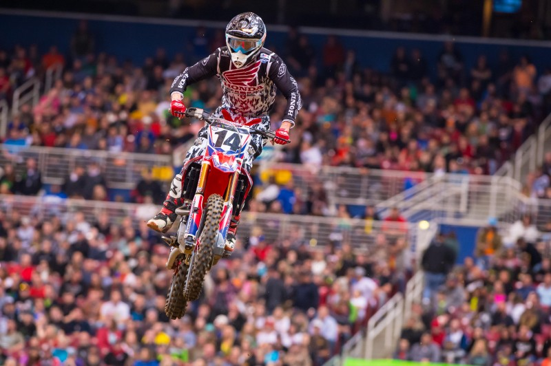 Seely Cards a Fourth at St. Louis