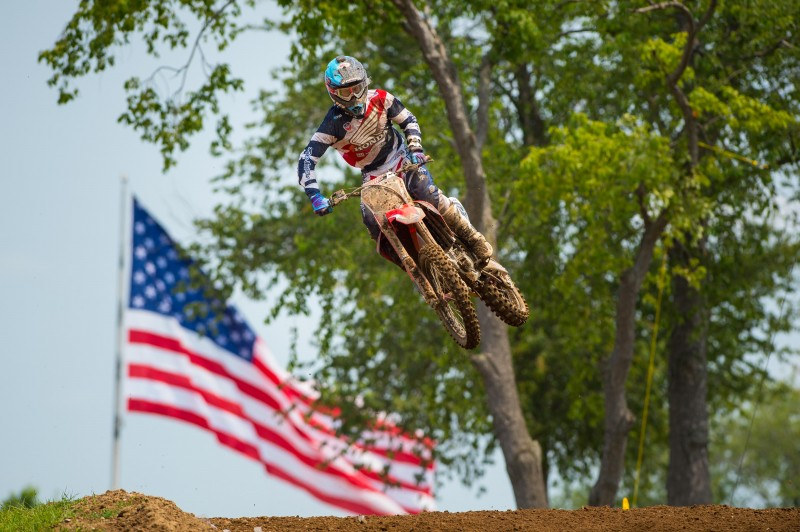 Career-Best Finish for Noren at RedBud National