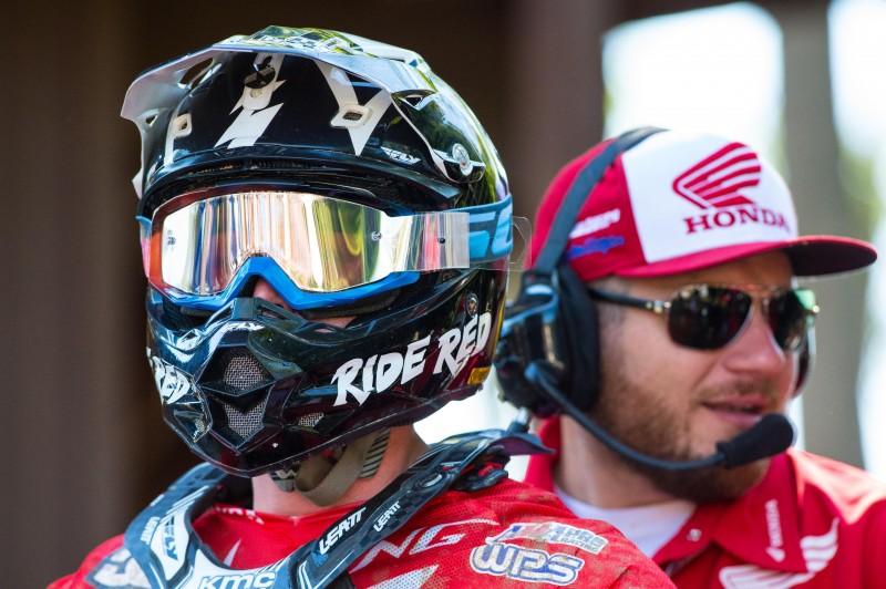 Canard Finishes Sixth at Ironman Season Finale