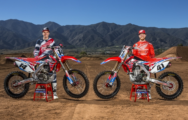 Team Honda Hrc Presents 2016 Race Effort