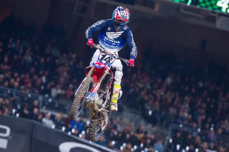 Another Podium for Seely at Round 2