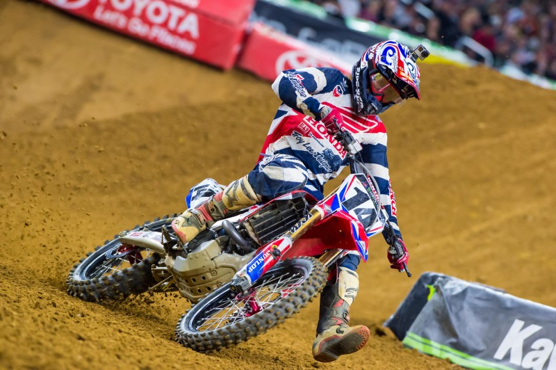 Seely Takes Fourth in Texas