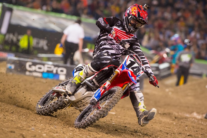 Seely Fourth in Toronto, Canard Seventh