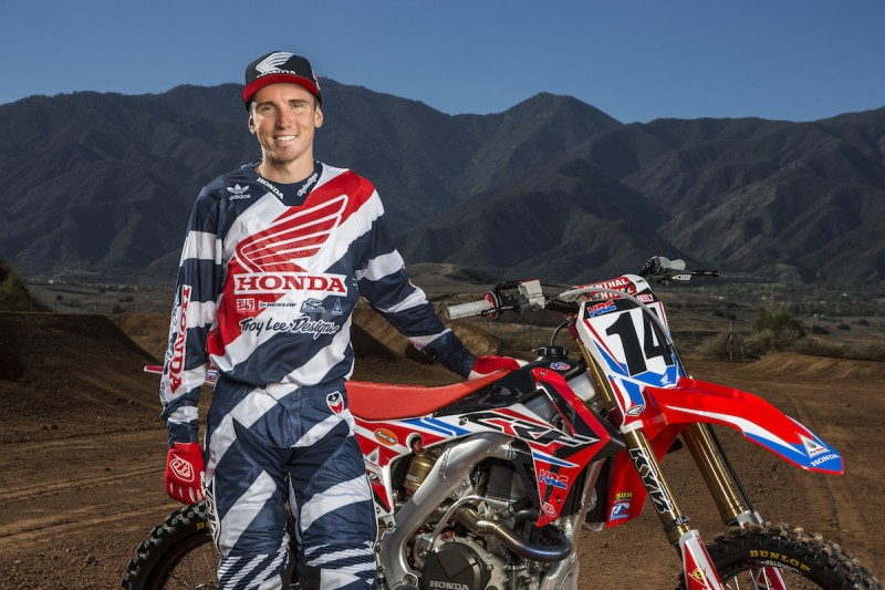 Seely to Miss Santa Clara Supercross