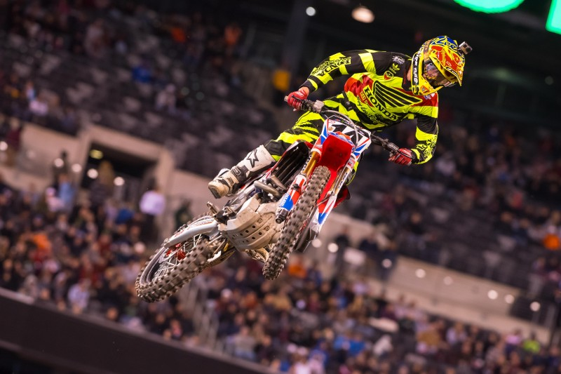 Podium Finish for Seely at New Jersey Supercross
