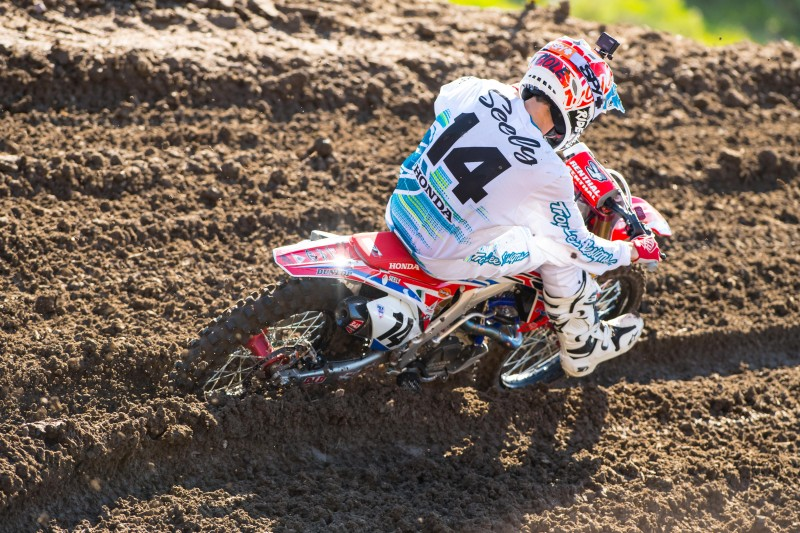 Seely Scores Career-Best Finish at Thunder Valley National