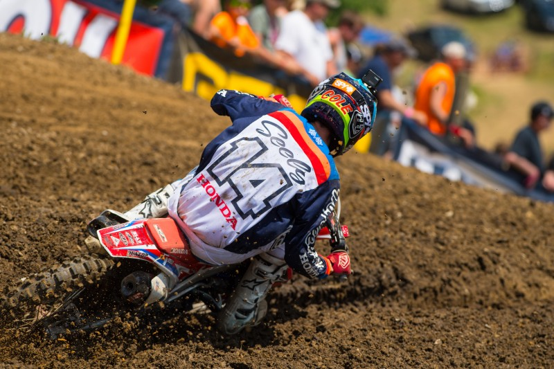 Seely Eighth at High Point National