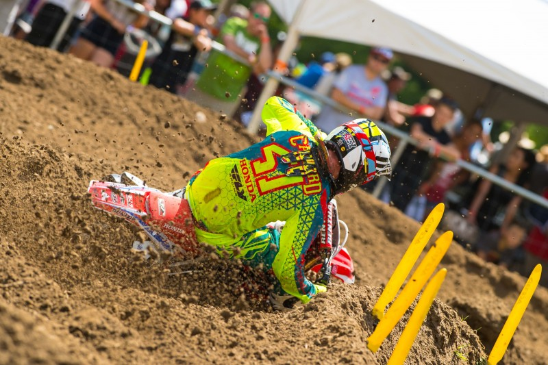 Canard Sixth in Return at Millville
