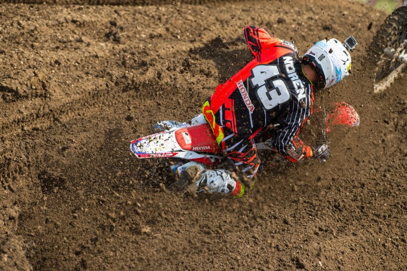 Career-Best Finish for Noren at Unadilla