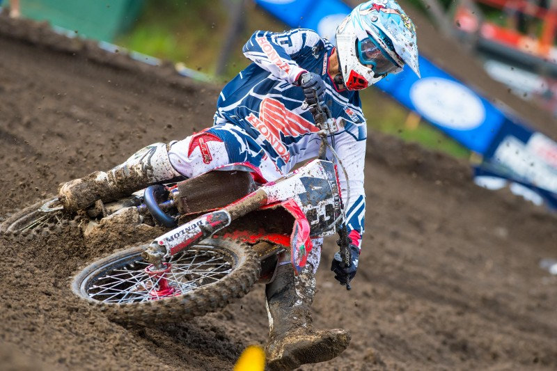 Team Honda HRC Finishes Season at Ironman National
