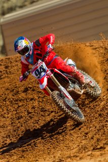 Ken Roczen and the 2017 CRF450R