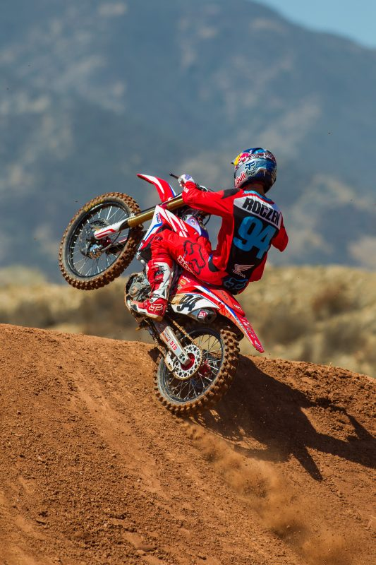 American Honda Signs Ken Roczen to Multi-Year Contract
