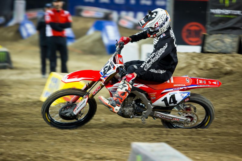 Another Sixth for Seely at Toronto Supercross