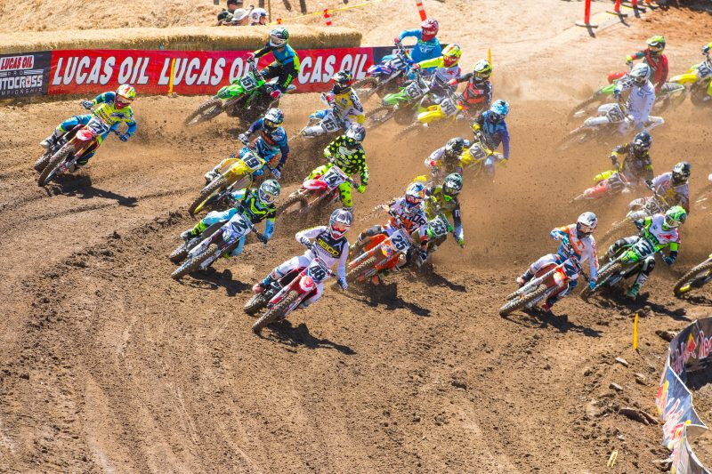 Team Honda HRC Kicks Off AMA Pro Motocross Series at Hangtown