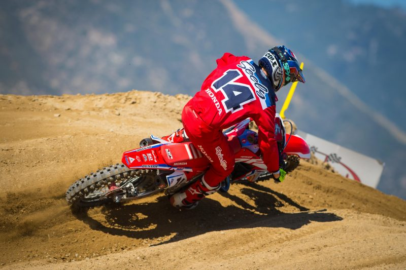 Seely Sixth Overall at Glen Helen National, Craig Injured