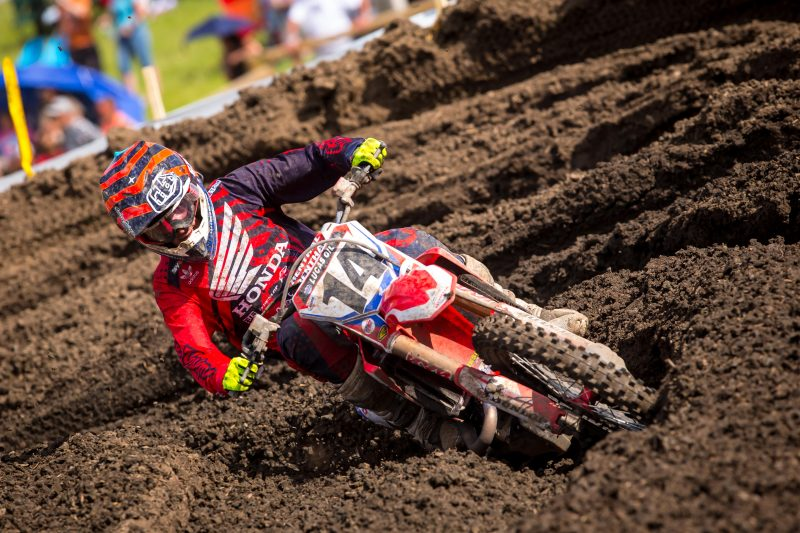 Seely Sixth Overall at Thunder Valley National
