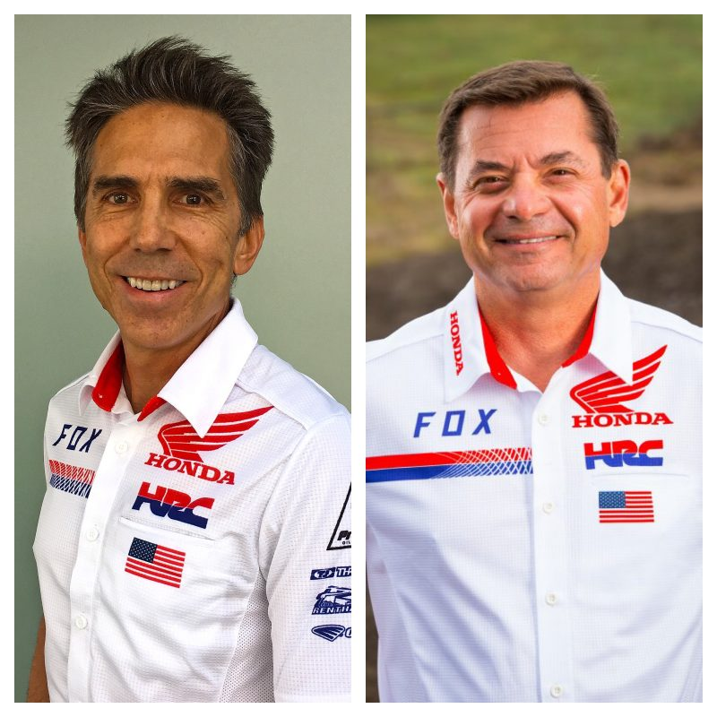 Honda Makes Motocross Race Team Management Changes for 2018 Season