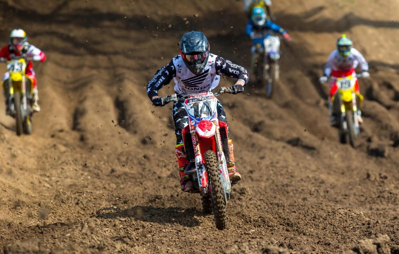 Seely Fourth Overall at Ironman Season