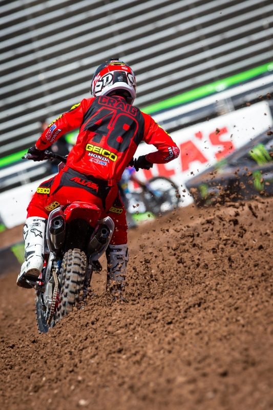 Seely Undergoes Successful Surgery, Craig in for Monster Energy Cup