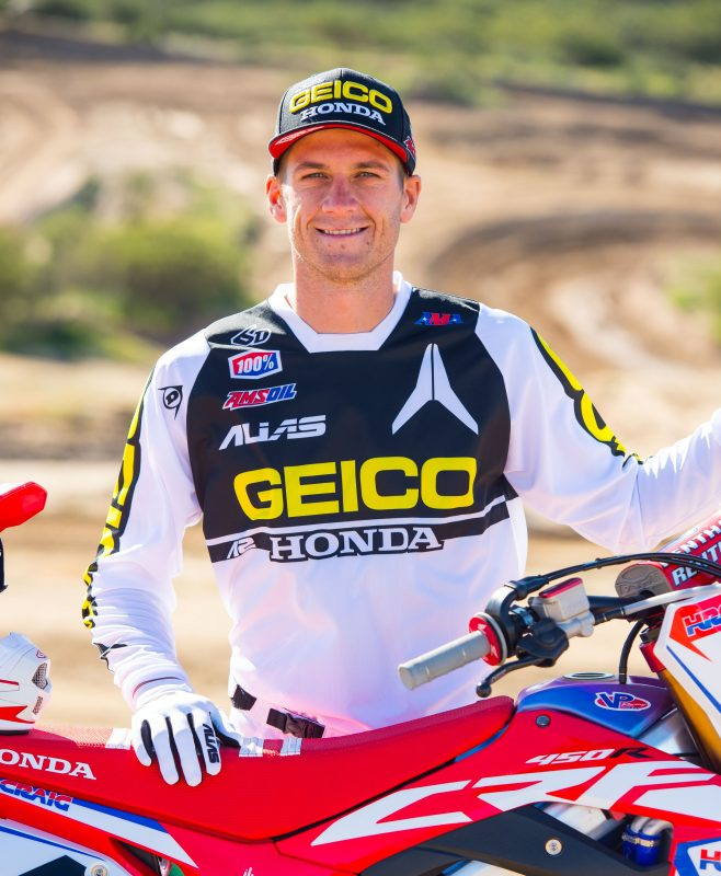 Christian Craig Set to Ride for Team Honda HRC