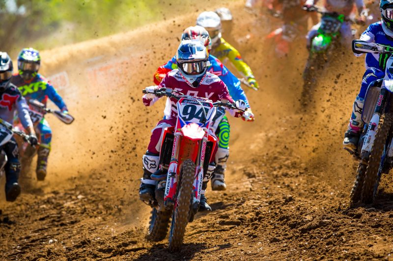 Craig Eighth Overall at Hangtown MX Opener, Roczen Returns with 11th Place Result