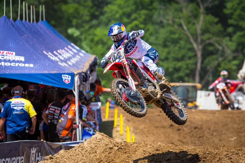 Roczen Fourth Overall at High Point National