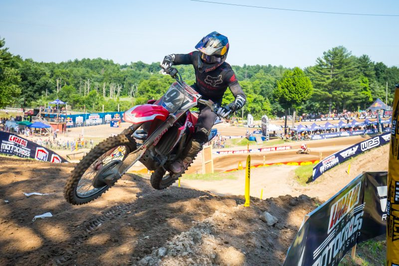 Steady Fifth Overall for Roczen at Southwick