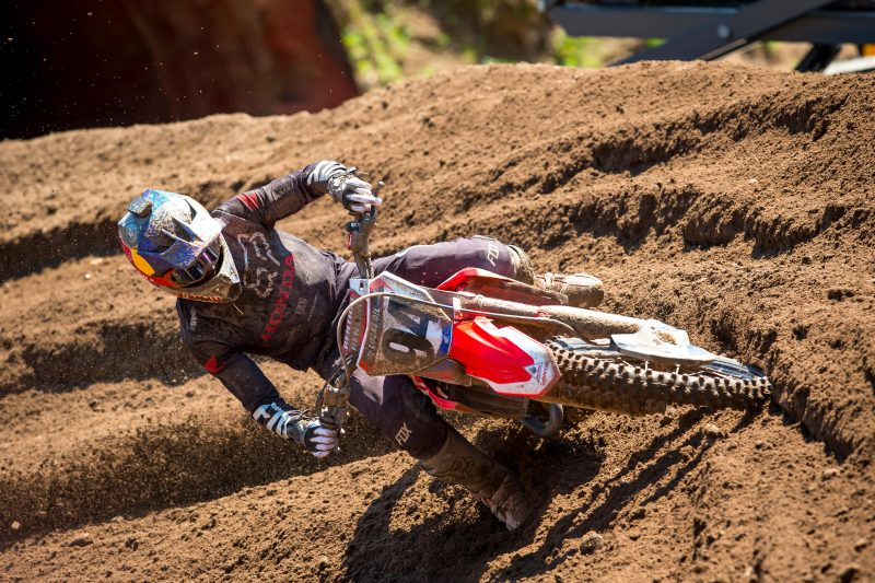 Manchester Honda Ktm >> Steady Fifth Overall for Roczen at Southwick