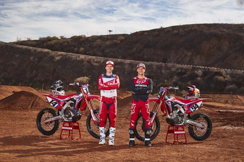 2019 Team Honda HRC Video