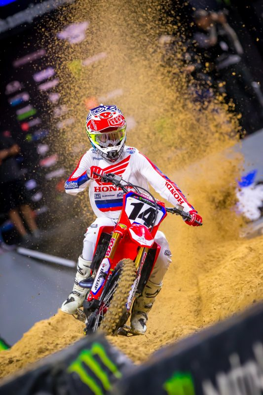 Seely Secures Season-Best Fifth Overall at Houston Triple Crown, Roczen 10th