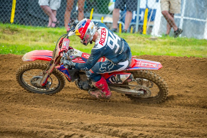 Roczen Fifth at RedBud National