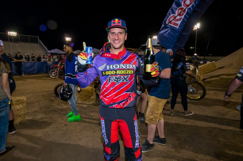 Roczen Dominates at Red Bull Straight Rhythm
