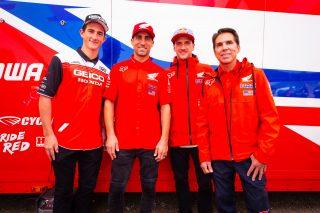 Team Honda HRC 2