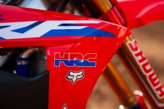 20 Team Honda HRC 2
