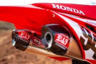 20 Team Honda HRC 4