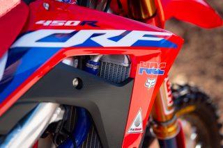 20 Team Honda HRC 11
