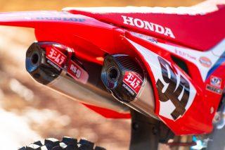 20 Team Honda HRC 16