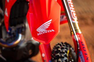 20 Team Honda HRC 20