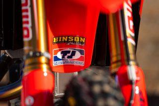 20 Team Honda HRC 22
