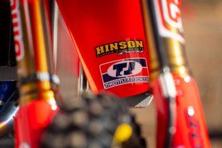 20 Team Honda HRC 23