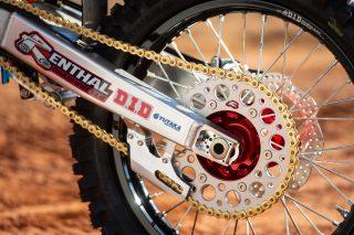 20 Team Honda HRC 31