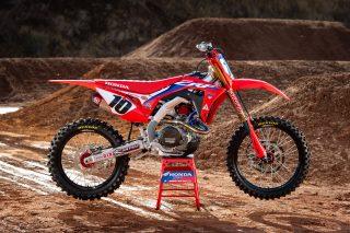 20 Team Honda HRC 34