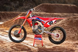 20 Team Honda HRC 36