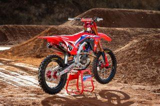 20 Team Honda HRC 38