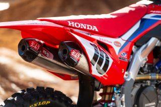 20 Team Honda HRC 41