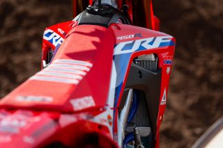 20 Team Honda HRC 42