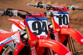 20 Team Honda HRC 47