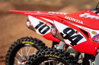 20 Team Honda HRC 49
